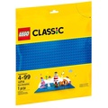 [玩具e哥] 樂高LEGO CLASSIC 藍色底板 10714