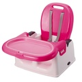 奇哥 攜帶式寶寶餐椅-粉紅