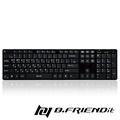 B.Friend KB-1430 有線鍵盤