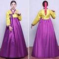 ชุดฮันบกของเกาหลีใหม่เสื้อเกาหลีชุดเดรสแฟนซี ReadyStock