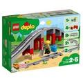 高雄 磚賣站 LEGO 10872 得寶 鐵路橋與鐵軌