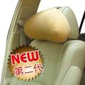 權世界@汽車用品 3D護頸系列-舒壓透氣大頭枕 車用舒適 頭頸枕 護頸枕 3024-三色選擇