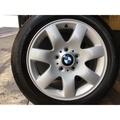 中古 BMW 16吋原廠鋁圈含胎 E36 E46 E90 E87 Z3 Z4 318 Ti 320 325 120