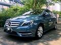 2012年BENZ B180 藍色 車況極好 原廠保養 實車實價