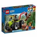 樂高積木LEGO《 LT60181 》2018 年 CITY 城市系列 -森林拖拉機