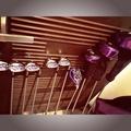 Lynx Crystal Cat ef2  高爾夫 套桿組 女用女用高爾夫球桿-成套9支裝二手球桿8成新