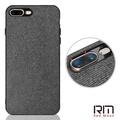 【RedMoon】APPLE iPhone8 Plus/i7 Plus 5.5吋 時尚皮革雙料手機殼(i8+/i7+)
