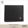 Kinloch Anderson 金安德森 皮夾 品味新質感 咖啡 男短夾 左上翻固定 KA330107 得意時袋