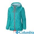 Columbia哥倫比亞-單件式防潑外套-女用(綠色/UKL30130GR)