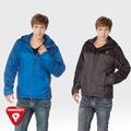 【SAMLIX山力士】PrimaLoft中空科技棉保暖外套#65014
