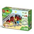 現貨)英國代購 樂高得寶 LEGO duplo 10872 橋與鐵軌 軌道