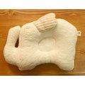 有機棉嬰兒枕頭(可愛大象造型)