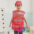 《變裝趣》兒童角色扮演造型服_賽車手扮相服