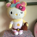 Hello kitty tokidoki娃娃