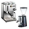 【義大利製Rancilio Silvia 義式咖啡機+楊家900N 磨豆機】Silvia 保固2年