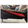 彩貼藝匠 Racing 雷霆 S 150 下側條拉線B12(多種顏色)直上 機車貼紙 彩貼 彩繪  車膜 遮傷 車殼