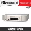 Marantz CD Player CD-6006 (Silver)