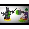 #玩樂高 LEGO 單賣 蝙蝠俠 造型標靶  71017  76112