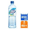 舒跑 鹼性離子水 850ml (20入)x2箱