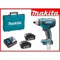 【台灣工具】Makita 牧田 日本原裝 DTP141RTE 18V 無刷充電式四效能衝擊起子機 扭力調整 DTP141