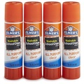 Elmer's All Purpose School Glue Stick (4-pack)