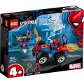 玩具e哥 樂高LEGO SUPER HEROS 蜘蛛人車追趕 76133