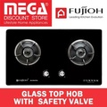 Fujioh Fg2792Svgl Glass Top With Safety Valve