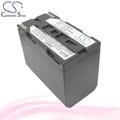 CameronSino Battery for Samsung VP-L906 / VP-L907 / VP-M54 / VP-SCD55 Battery 5500mah CA-SBL480