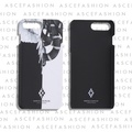 ASCE | Marcelo Burlon 新款黑白陰陽IPhone7+/8+ 手機殼