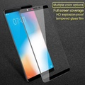 Imak Screen Protector Full Cover Tempered Glass for vivo Y71 Screen Protector for vivo Y71 Glass Film HD 9H