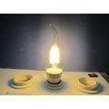 Dancelight 舞光 燈絲 LED E14 拉尾蠟燭燈 4W 2700K 全電壓 470流明 正廠LED