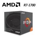 免運 AMD Ryzen 7-1700 3.0GHz八核心處理器(內含風扇)-R7-1700
