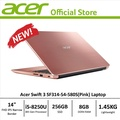 Acer Swift 3 SF314-54 Thin and Light Narrow Border Design Laptop - 8th Generation i5 Processor