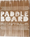 Paddle Board Rentals By Katie Doucette Canvas Art