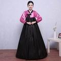2019 ใหม่ชุดฮันบกของเกาหลีใหม่ผู้หญิงเสื้อเกาหลีเครื่องแต่งกายชุดเดรสสตรี