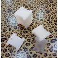 【橘櫻手作坊】50片-刺繡線繞線板 / 繡線整理片 / 繡線收納好幫手 塑膠製