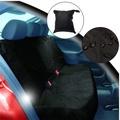 【現貨】 汽车维修防雨布座椅套贴膜防水座套代驾防污坐垫套 防雨绸座椅套 汽車后排座椅套