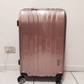 America tiger 玫瑰金 24吋行李箱