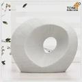 《Tone 40》ARTURA花瓶                              白色