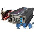變電家多功能充電器 SCN-280 可選擇充6V,12V 24V電池,  最大電流12V 20A