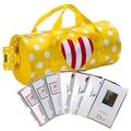 Dior 迪奧女性針管隨機兩入 + MOSCHINO 點點愛心旅行包【5295我愛購物】