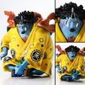 航海王甚平  海俠 坐姿盒裝手辦模型 港版