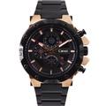 德國Caesar凱撒手錶CA1007歐式工業風真三眼