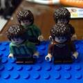 Lego 9469 9470 佛羅多 二手