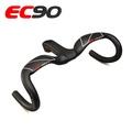 飛馬單車 馬牌 EC90全碳纖維一體式空氣力學 AERO自行車彎把 龍頭 6度 一體把 上升把 上昇把