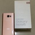 三星 SAMSUNG Galaxy Note5 64G  二手/玫瑰金