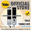 Yale Premium Proximity Card Digital Door Lock with Anti-panic - YDM3109