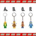🇩🇪德國代購【Lego 樂高人偶鑰匙圈  預購】蜜蜂人、鯊魚人、熱狗人、玉米人