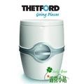 露營小站~【92330】荷蘭 THETFORD 豪華行動馬桶 居家照護上15L/下21L(附污水指示、衛生紙架)免運費