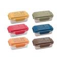 【日本BISQUE】Lock Rock 搖滾野餐盒(S/L) 共6色《屋外生活》